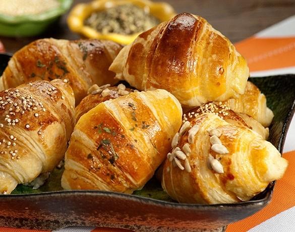 Croissants Assados Congelados Preço no Brás - Croissants Congelados na Saúde
