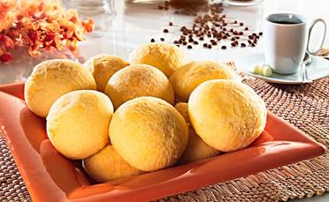 Mini Pão de Queijo Congelado em Interlagos - Pão de Queijo Congelado para Revenda