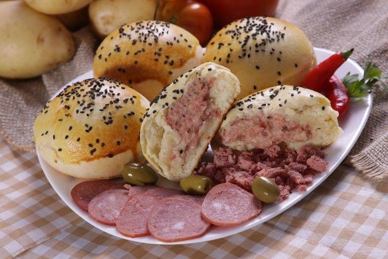 Pão de Batata Congelado Pré-assado no Pacaembu - Pão de Batata Congelado Pré-assado