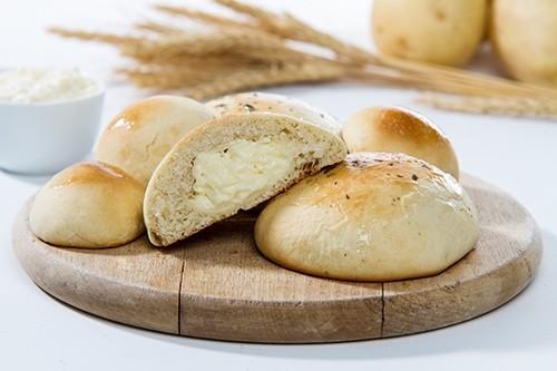 Pão de Batata Pré-assado Congelado para Buffet na Consolação - Pão de Batata Congelado Pré-assado