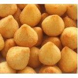 coxinhas fritas congeladas para padarias na Vila Maria