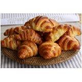 croissants assados congelados para padarias no Jockey Club
