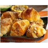 croissants assados congelados preço no Brás
