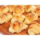 croissants congelados pré-assados no Pacaembu