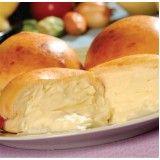 pão de batata assado congelado para hotel na Vila Maria