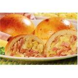 pão de batata assado congelado no Brooklin