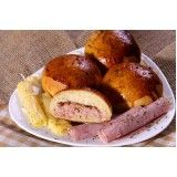 pão de batata congelado para lanchonete em Sumaré