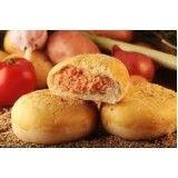 pão de batata congelado para padaria no Centro