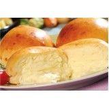 pão de batata congelado para restaurantes preço em Santa Cecília