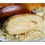pão de batata congelado para restaurantes em Moema