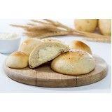 pão de batata pré-assado congelado para buffet na Freguesia do Ó