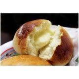 pão de batata pré-assado congelado para hotéis em Pirituba