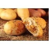 pão de batata pré-assado congelado no Brás
