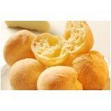 pão de queijo congelado para buffet no Itaim Bibi