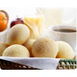 pão de queijo congelado no Jabaquara