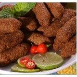 quanto custa croquete de carne congelado em Sapopemba