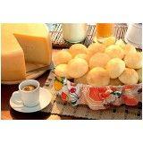 quanto custa pão de queijo congelado para festa na Água Funda