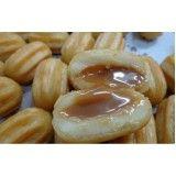 salgados assados congelados para padarias em Santo Amaro