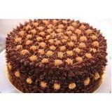 torta doce congelada para revenda no Mandaqui