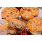 venda de hambúrguer congelado salgados em Perus